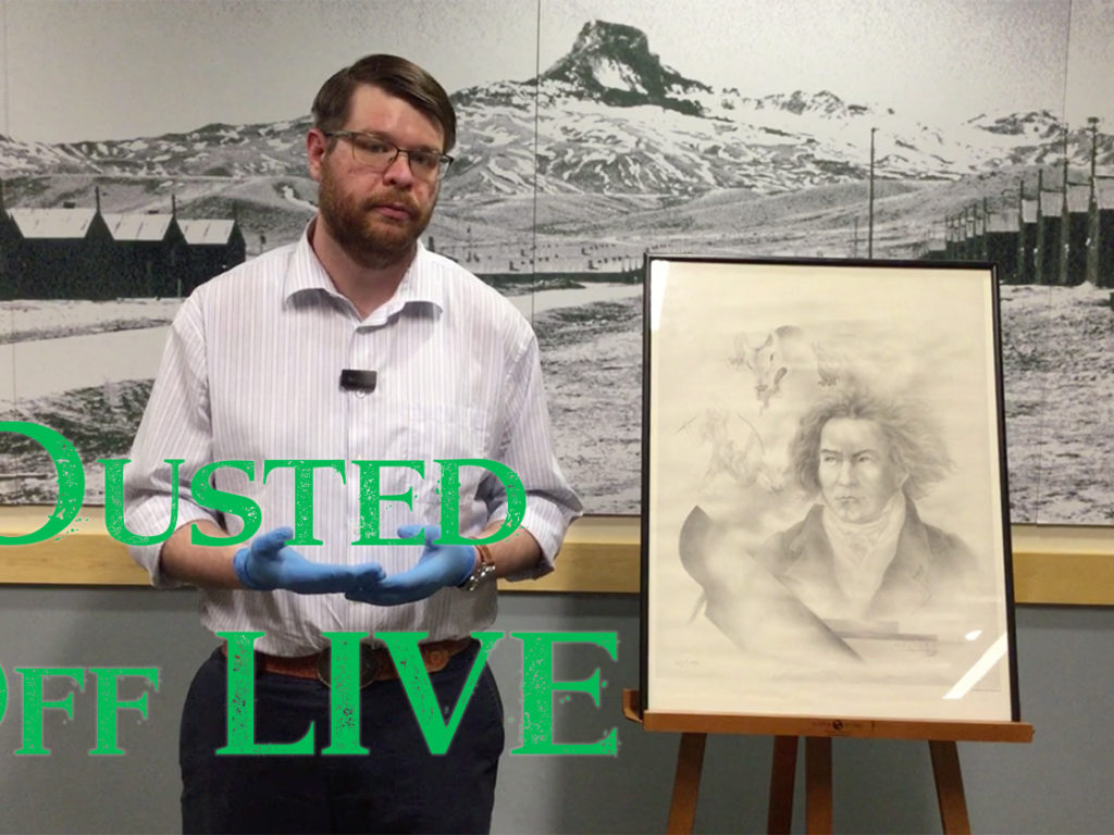 Dusted Off: The Art Students League of Heart Mountain